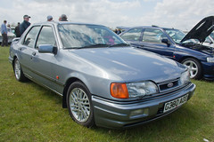 1990 Ford Sierra Sapphire RS Cosworth (Trigger's Retro Road Tests!) Tags: show classic ford car sierra retro vehicle rs essex 1990 2012 sapphire lawford cosworth revival manningtree
