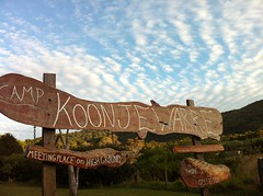Welcome to Koonjewarre (Aaron  Moodie) Tags: railscamp railscamp11