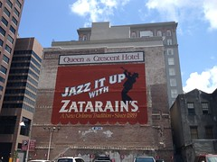Zatarain's! (Alex_English) Tags: new food building orleans louisiana downtown rice jazz billboard neighborhood cbd zatarains