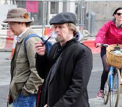 62 365 The Piper (Gribers) Tags: ireland dublin pipe smoker pipesmoker