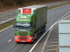 V888 RAH (Cammies Transport Photography) Tags: truck lorry r perth addison flyover scania m90 r560 broxden v888rah