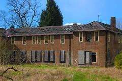Harperbury Hospital (jesscorbishley) Tags: abandoned hospital asylum mental harperbury