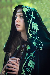 IMG_7823-Edit (Tres Indermark) Tags: woman cute girl festival lady georgia pretty robe ivy faire mystical cloak celtic magical renaissance garf garfgeorgiarenaissancefestivalfaire2016