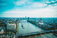 London von oben (thendele) Tags: uk houses england london westminster thames skyline architecture bigben architectural gb architektur westminsterbridge hochhaus themse huser palaceofwestminster wolkenkratzer greaterlondon vereinigtesknigreich londonvonoben
