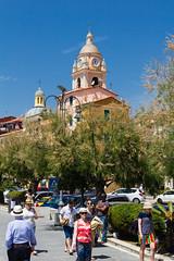 San Terenzo (Antonio Casti) Tags: italy panorama italia mare liguria it viaggio paesaggio lerici santerenzo parrocchiadellanativitdimaria