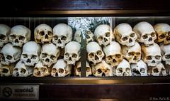 PPB_7238 (PeSoPhoto) Tags: skulls rouge nikon asia cambodia khmer killing pot xp bones fields ek dictator phnom massgraves penh pol dictatorship humanremains khmerrouge polpot 2016 massgrave atrocity choengek choeng d7100