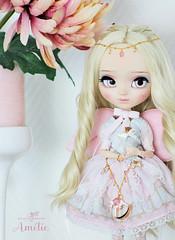 Amlie (Mikiyochii) Tags: doll dolls lolita groove pullip custom pullips repaint pullipdoll fullcustom