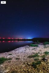 midnight reflections (McGee318) Tags: light lightpainting photoshop canon way landscape photography vibrant astro adobe astrophotography milky lightroom photographyislife eosm3 lumecube