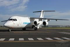 VH-NJM BAE-146-300 COBHAM AVIATION (QFA744) Tags: aviation cobham bae146300 vhnjm