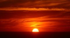 Sun meets Earth (padraic_koen) Tags: sunset adelaide southaustralia