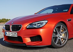 BMW M6 Coupe LCI