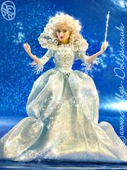 """I'm your Hairy Dogfather... Oh ! I mean, your Fairy Godmother"" (HollysDollys) Tags: fairytale doll dolls magic barbie disney cinderella dolly fashiondoll disneystore 12inch dollies dollie fairygodmother dollys disneydoll helenabonhamcarter fashiondolls cinderelladoll playscale disneydolls hollysdollys cinderella2015 cinderellaliveaction wwwhollysdollyscouk"