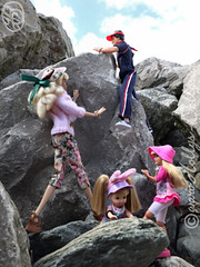 ** Our Family Vacation In The Lake District - May 2016 ** Day 2 - A Rock Climbing Adventure ... Ummmm, Y--eah Great ! (HollysDollys) Tags: family vacation holiday fairytale toy toys blog stacie rocks doll dolls princess toystory lakes lakedistrict emma ken barbie rocky ella disney holly story shelly kelly cinderella ruby dolly stories rockclimbing fashiondoll disneystore 12inch dollies happyfamily dollie familyholiday dollys disneydoll toystories fashiondolls cinderelladoll playscale dollstories dollstory disneydolls hollysdollys elladisneydoll ellatheworldaccordingtoadisneydoll wwwhollysdollyscouk