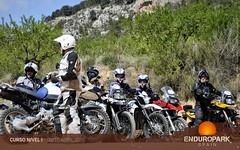 Enduropark_Spain_Curso_Abril_2016_050 (Enduropark Spain - Roc Trail Academy) Tags: valencia honda offroad adventure trail moto bmw africatwin vehculo tuejar cursooffroad bmw1200 enduropark escuelaenduro roclloret cursotrail enduroparkspain maxitrail