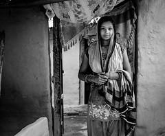 Village girl (Gerrykerr) Tags: nepal 2016
