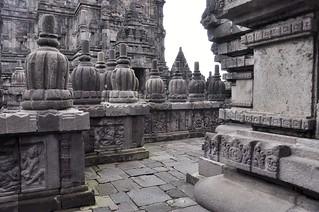 prambanan - java - indonesie 17