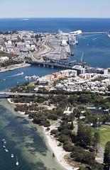 Fremantle Port_Western Australia_aerial_4181