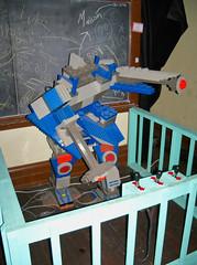 OH Bellaire - Toy & Plastic Brick Museum 111 (scottamus) Tags: ohio sculpture statue lego display exhibit bellaire belmontcounty toyplasticbrickmuseum