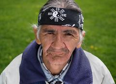 Alex (jeffcbowen) Tags: street toronto alex stranger ojibwa thehumanfamily