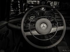 Cockpit (Oly User) Tags: olympus oldtimer autos darfeld omdem1 april2016 thomasmeinersmann 1240mm128pro oldtimertreffenautovoss