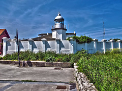 Faro de Llanes (Rafa Gallegos) Tags: espaa costa lighthouse faro coast spain asturias hdr principadodeasturias