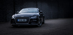 Audi TT S Line 2016 (Lawless! Photography) Tags: car dark photography s automotive line mean tt audi 2016 lawless