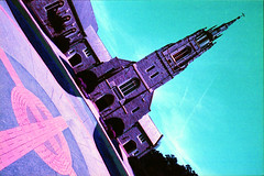 Wednesday Is Not Sunday (hpaton1) Tags: film analog purple charlotte canonef2470mmf28l canoneos1v lomochrome