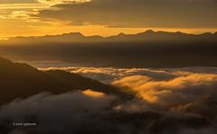 Mt Kiltepan Sunrise (pietkagab) Tags: mtkiltepan sunrise sagada luzon philippines mountains mountainside clouds light pietkagab piotrgaborek photography pentaxk5ii pentax travel trip trekking hike morning adventure landscape