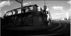 broadway (jsmithington) Tags: streetphotography streetscene street blackandwhite tucson arizona candid