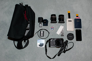 what's in my photobag