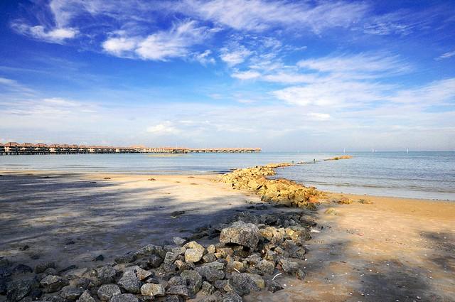 Bagan Lalang - Seascape