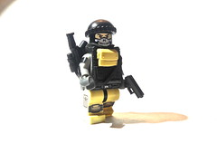 Ghost (Yappen All Day Long) Tags: 2 3 modern skull paint ar lego ghost rifle assault hazel ama vest acr custom grenade balaclava spectre launcher kneepads gl bushmaster warefare mw2 acog mw3 eclipsegrafx
