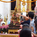 "Taking Some Time Out from Songkran to Visit the Temple <a style=""margin-left:10px; font-size:0.8em;"" href=""http://www.flickr.com/photos/14315427@N00/6930614972/"" target=""_blank"">@flickr</a>"