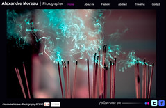 My new website is now live : www.alexandremoreauphoto.com (Alexandre Moreau | Photography) Tags: photography photographer website freelance mywebsite alexandremoreau wwwalexandremoreauphotocom
