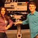 Lucila Pinto e James Cappeli apresentam Programa da TV Cultura