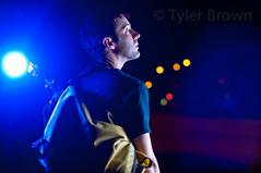 Day 116 - The Strobist (Creative_Light_Photography) Tags: city blue portrait selfportrait colors field yellow night project lens 50mm lights nikon day huntsville bokeh wizard f14 g alabama flare plus pocket depth catchy gel roscoe 116 afs 2012 iis omnibounce strobes sb800 366 d90 sb26