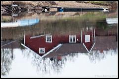 House upsidedown (mmoborg) Tags: sweden sverige mmoborg mariamoborg