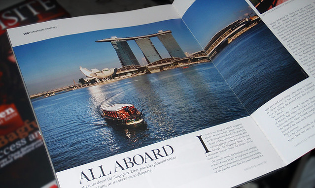"""My Image """"cruising"""" on Sands Style magazine..."""