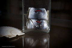 Happy Meal (Pieter Musterd) Tags: food canon arty creative shell explore 5d phase photoart schelp eten haring vaas voedsel creatief rolmops musterd pietermusterd canon5dmarkii flickraward phaseproject