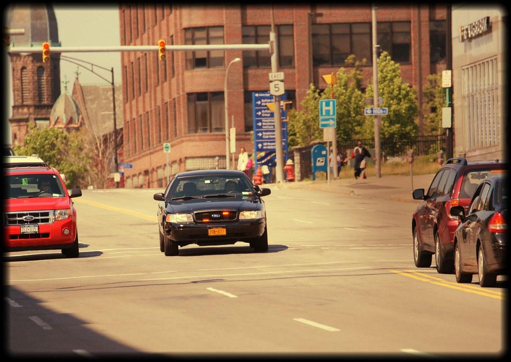 NFTA Police-Main St; Buffalo NY