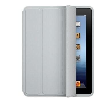 iPad Smart Case - ポリウレタン製 - ライトグレー - Apple Store (Japan)