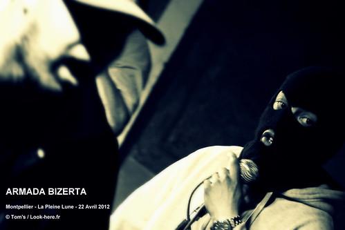 ARMADA BIZERTA @ La Pleine Lune - Mpt - 4