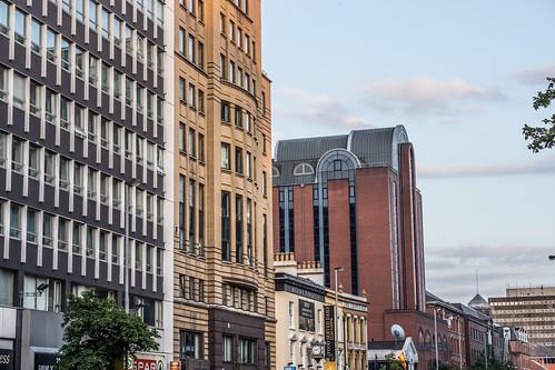 Streets Of Belfast - Great Victoria Street