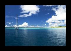 (kekuri) Tags: ocean blue sky art beach nature beauty clouds island boat nikon colorful paradise honeymoon indianocean bluesky lagoon pearl maldives ria crystalwater awesomeshot visitmaldives firstquality d80 avision anawesomeshot aplusphoto top20travel infinestyle flickrdiamond uniquemaldives simplymaldives