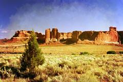 Arches NP (Arunas S) Tags: utah us sandstone archesnationalpark towerofbabel