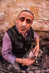 Coppersmith (Hasan Naci) Tags: pentax fisheye gaziantep hayat coppersmith hasan naci bakr 1017mm ustas akyol k20d bakrc ofot