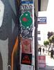 Peace, Love, Dope! (Question Josh? - SB/DSK) Tags: hello streetart shop la sticker stickerart smoke stickers bull josh melrose hollywood question tiki walrus toro hellomynameis eltoro upperplayground questionjosh ceito