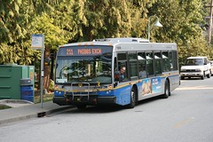TL 2008 NovaBus LFS 9749 Banbury & Gallant (Ian YVR) Tags: bus vancouver translink