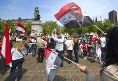 "Syrians rally for Assad • <a style=""font-size:0.8em;"" href=""http://www.flickr.com/photos/45090765@N05/7229213028/"" target=""_blank"">View on Flickr</a>"