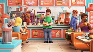 YumYum設計團隊製作的Happy Food有趣短片